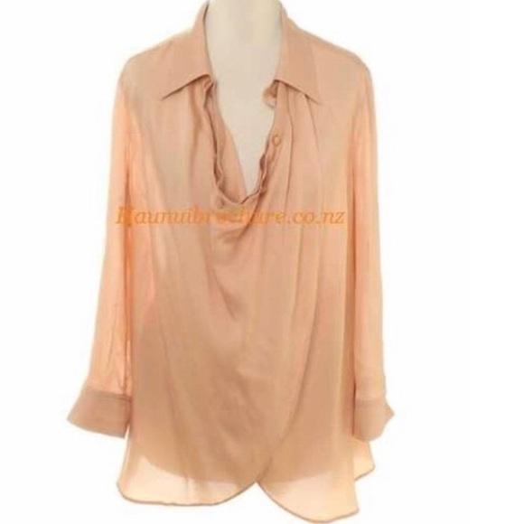 Escada Tops - Escada Silk shirt